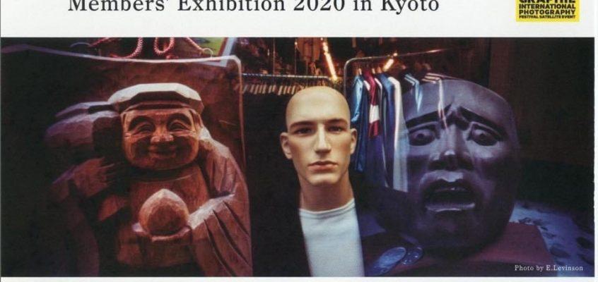 【浅野久男】KG+参加 ピンホール写真芸術学会会員展2020 京都展 2020/10/6(火)~18(日)